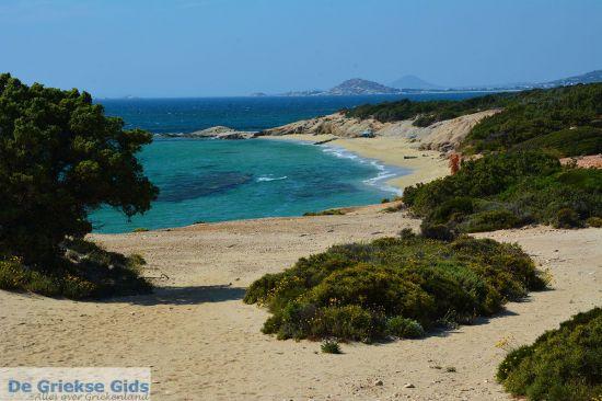 Alykos strand Naxos